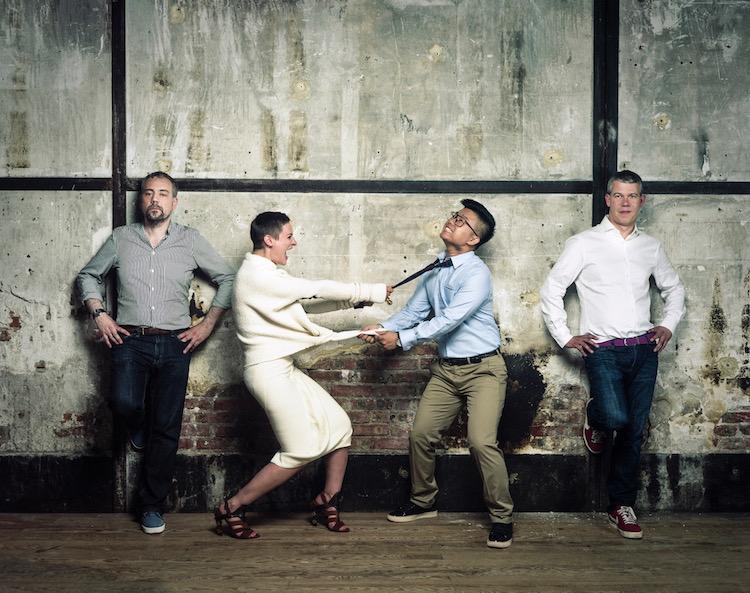 Quatuor Diotima - Printemps des Arts