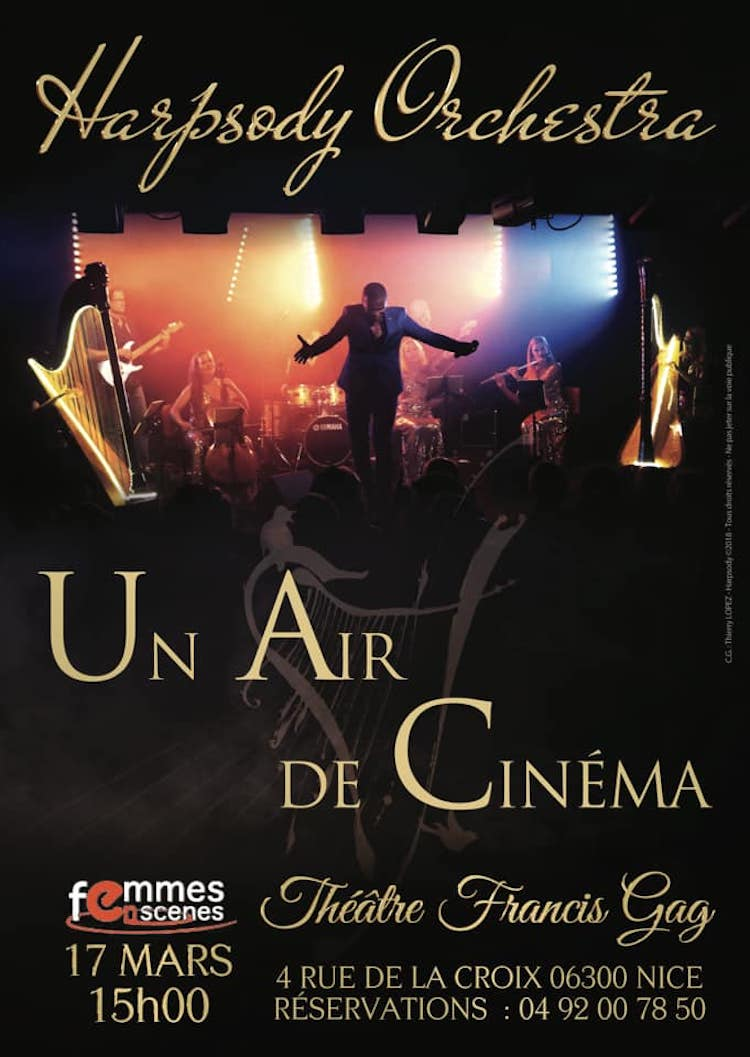 Un Air de Cinema