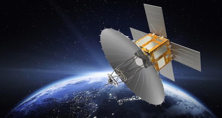 Thales Alenia satellite