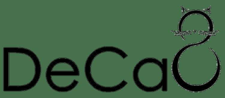 DeCa8 logo