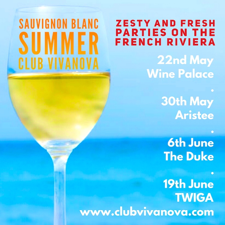 Club Vivanova summer parties