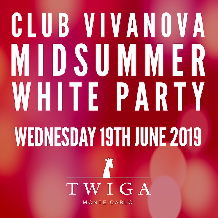 Club Vivanova summer parties Twiga