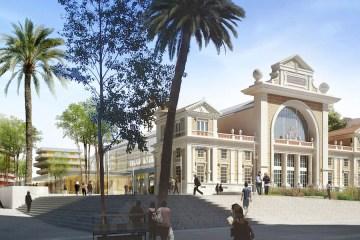 Gare du Sud Nice