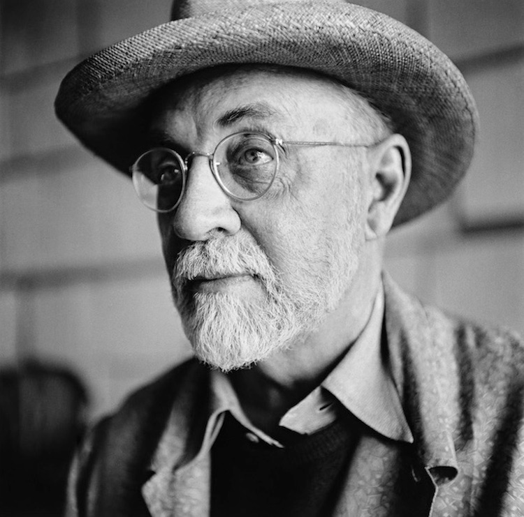 Henri MATISSE_Photo Andre OSTIER