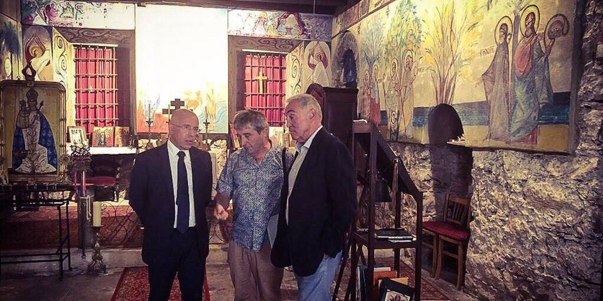 Novak Djokovic Helps Save Nice S Iconic Serbian Chapel Riviera Buzz
