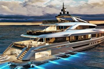 Virtus by Fraser Yachts