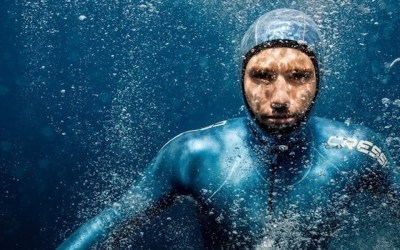 Guillaume Néry Freediving World Championships