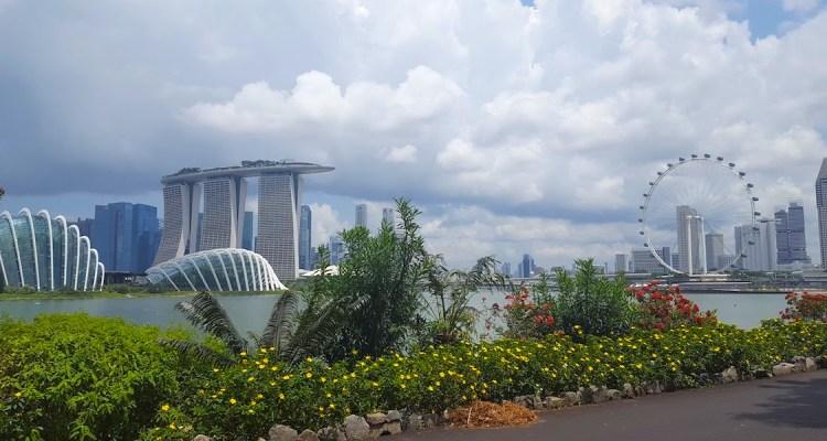 Marina Bay Singapore © RIVIERA BUZZ