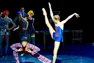 Pas de Dieux Nice Ballet
