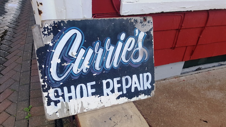 Curries Shoe Repair PEI