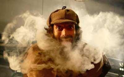 Sherlock Holmes Nice