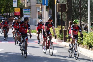COCC Charity ride