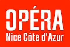 Opéra de Nice logo