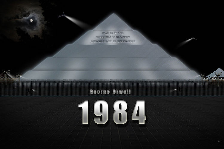 1984 Truth Pyramid