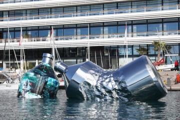 The Twin Bottles - Yacht Club Monaco
