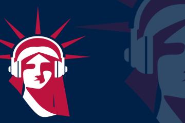 Back in America podcast