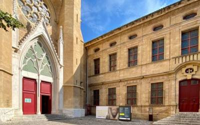 Musée Geaney in Aix - © Suzanne Grosso Vidal