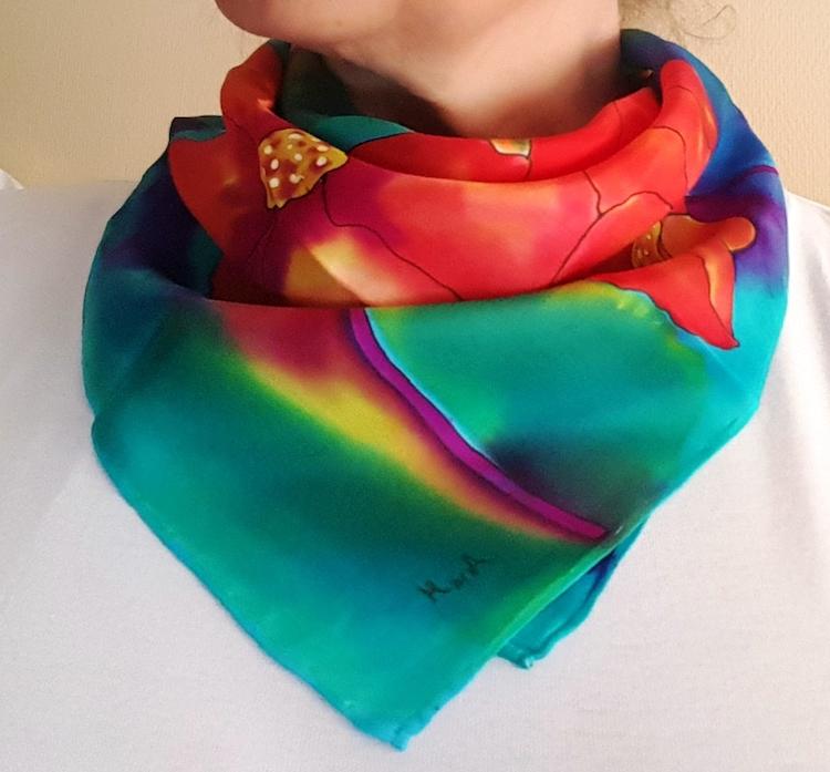 Ana Masse scarf