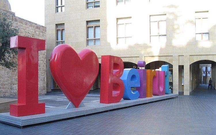 I Love Beirut