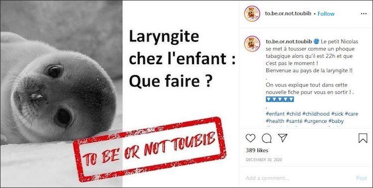 Toubib on Instagram