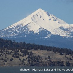 Michael - Klamath Lake and Mt. McLouglin OR