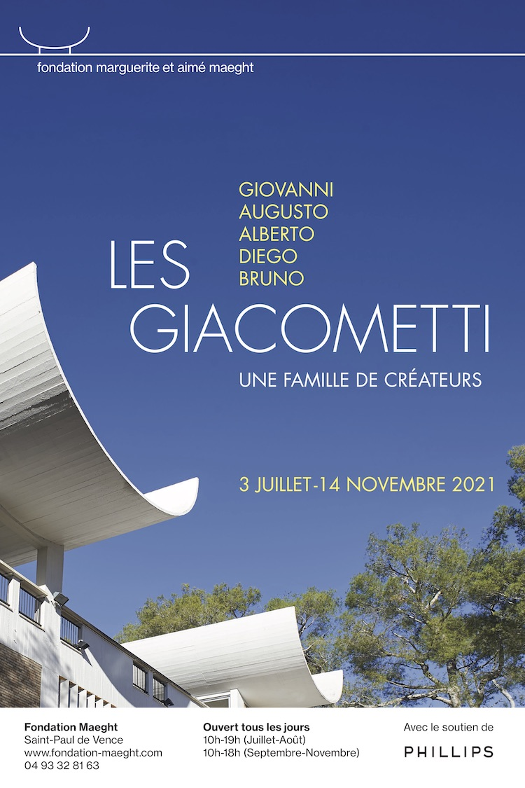 Fondation Maeght Giacometti expo