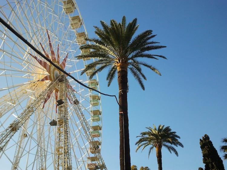 Winter in Nice
