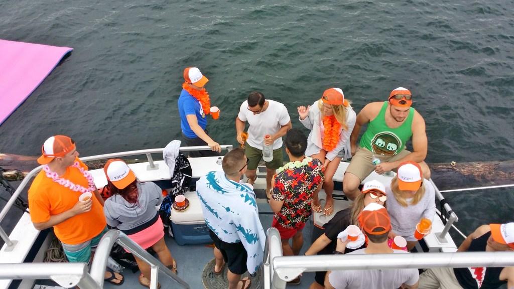 Seattle boat charter