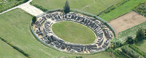 Luni museo archeologico antica città romana