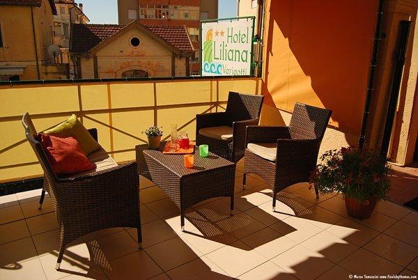 terrazzo hotel liliana