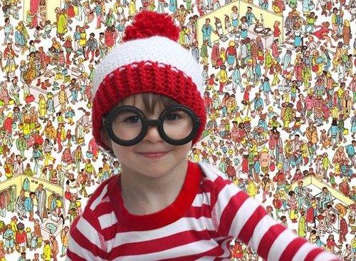 Costume di Carnevale per tutta la famiglia dov'è Wally