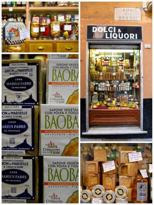 Botteghe storiche Genova drogheria Casaleggio