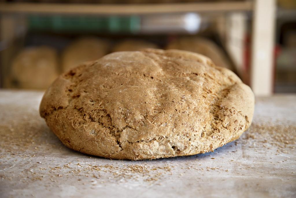 Trioria e il suo pane tipico