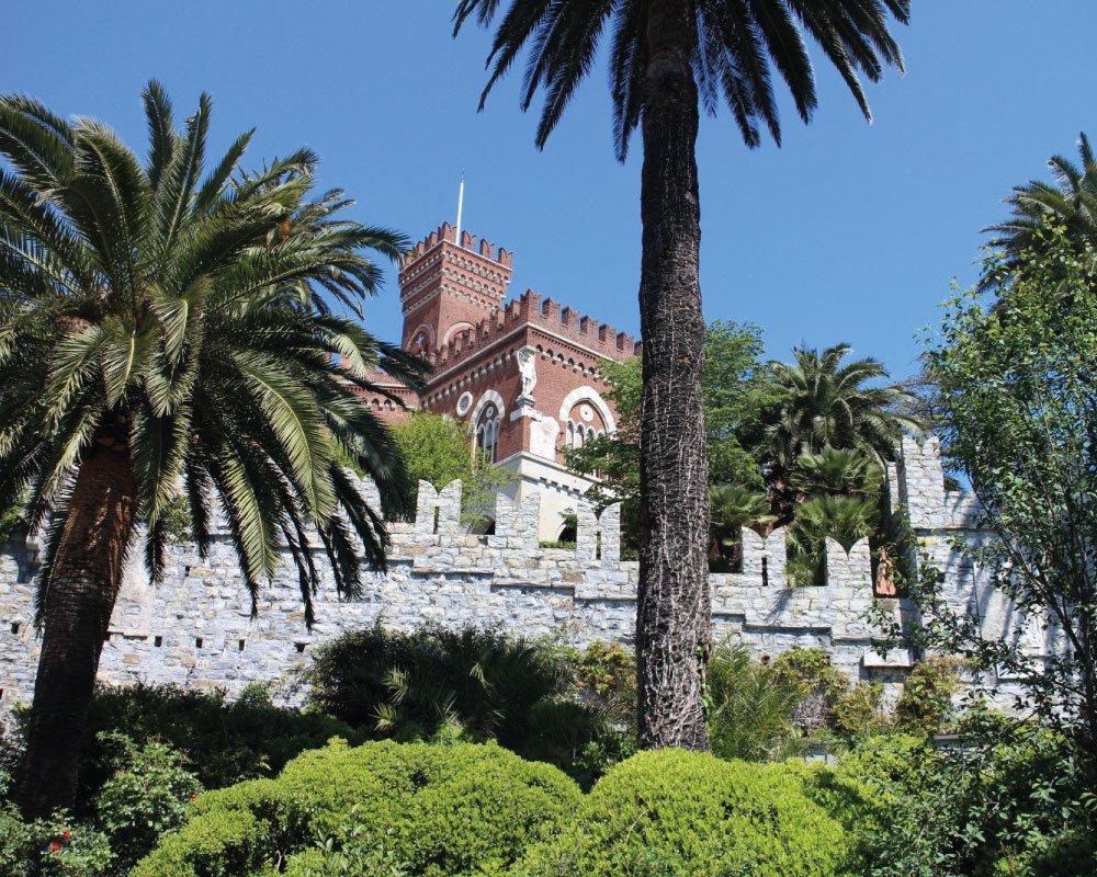 castello albertis Genova esterno
