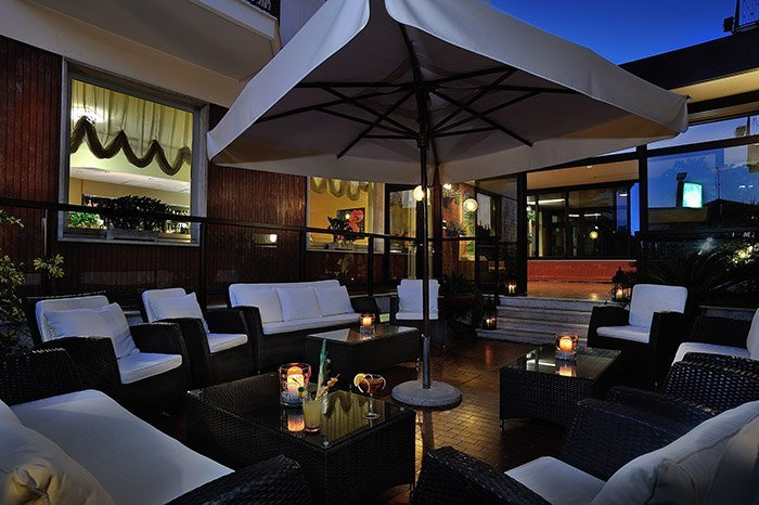 terrazza HotelRaffy