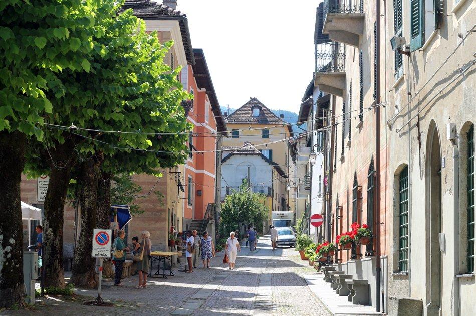 Sassello centro storico