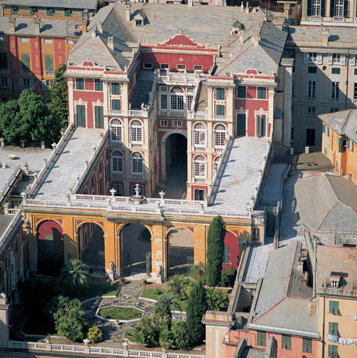 Le dimore Nobiliari di Genova