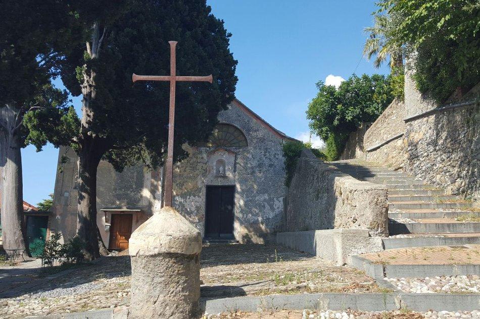 Sant'ilario chiesa di San Rocco Genova