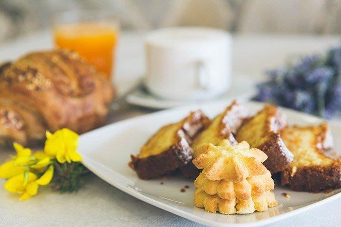 colazione Hotel Liliana