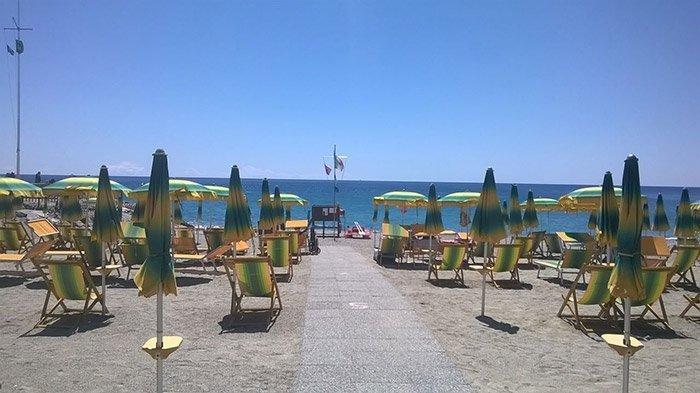 spiaggia hotel rio