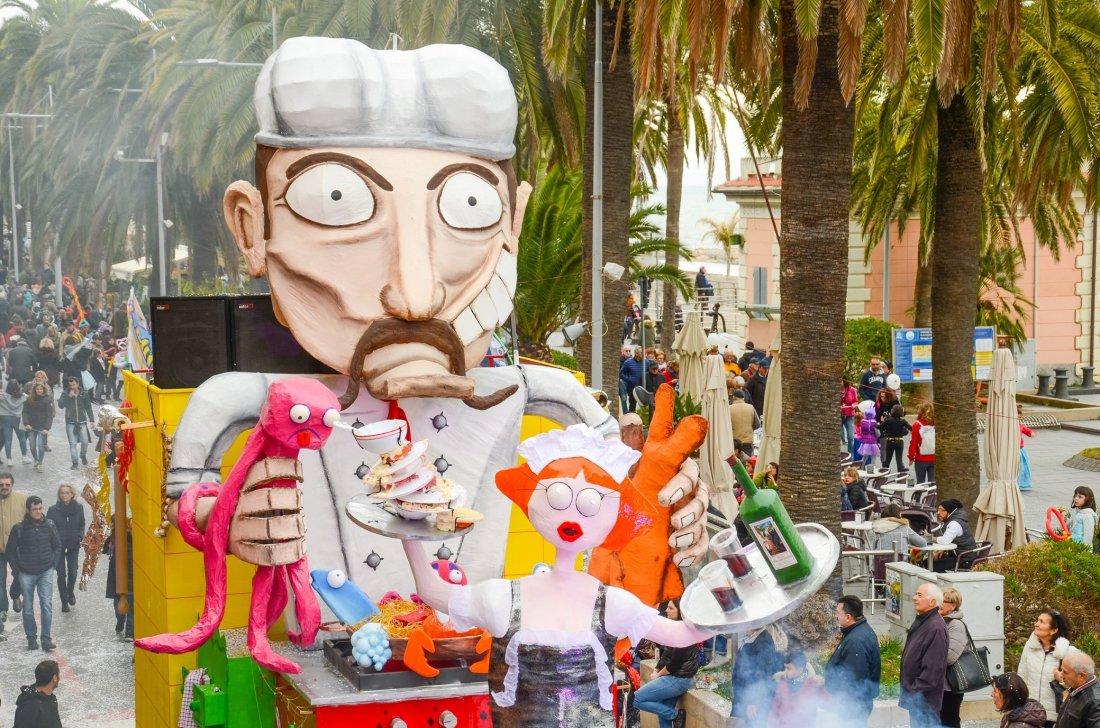 CarnevaLöa 2020 - Il grande carnevale Loanese - Eventi di Carnevale in Liguria
