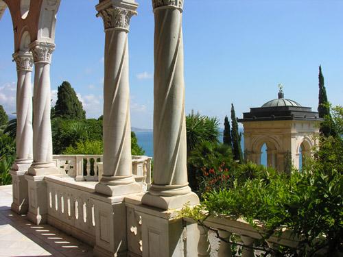 Parchi in Liguria - Hanbury