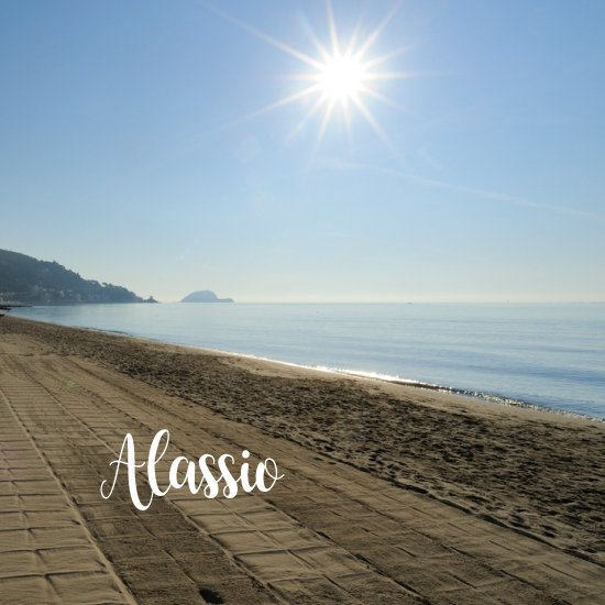 Spiagge più belle della Liguria Alassio
