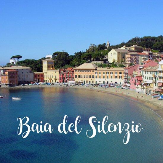 Spiagge più belle della Liguria Baia del Silenzio