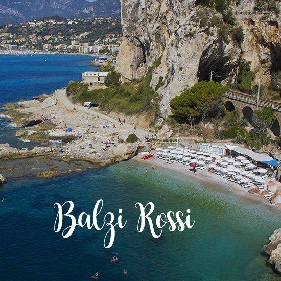 Spiagge più belle della Liguria Balzi Rossi