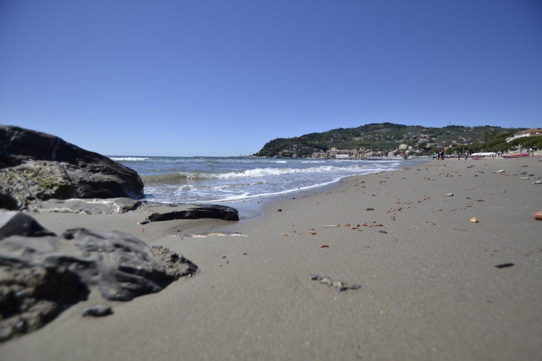 Diano Marina spiaggia libera