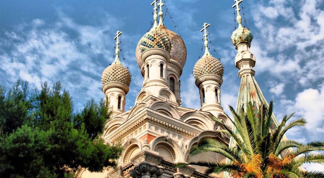Sanremo e la chiesa russa ortodossa