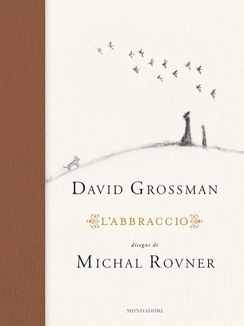 L'abbraccio David Grossman copertina
