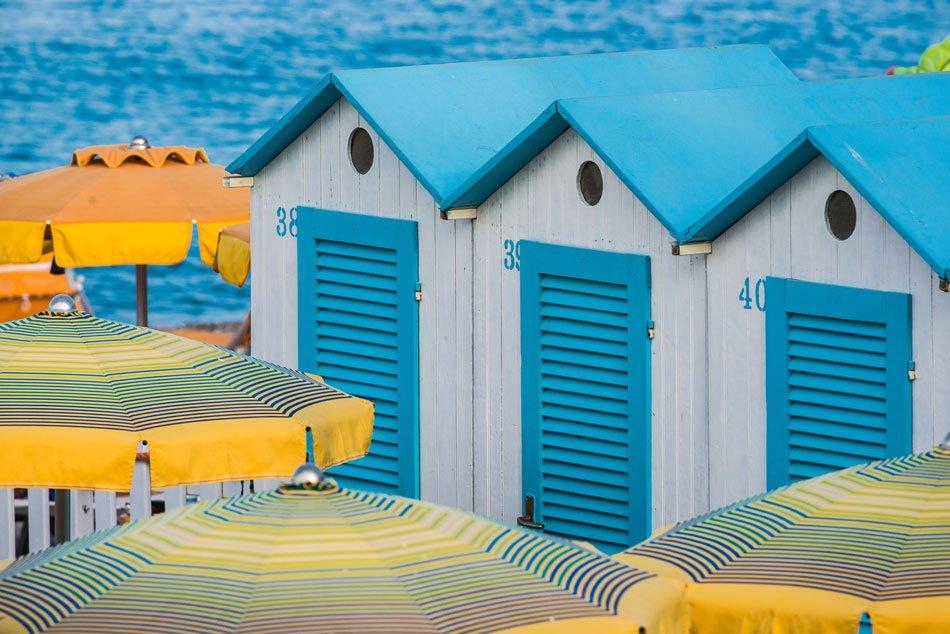 cabine settembre al mare