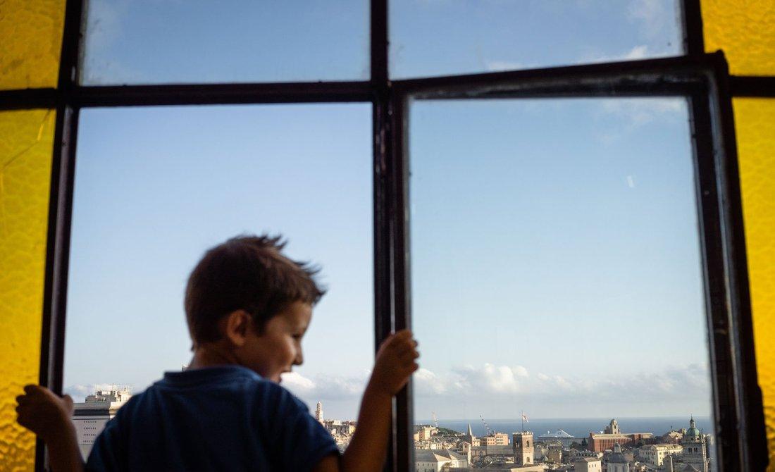 Castelletto ascensore panoramico